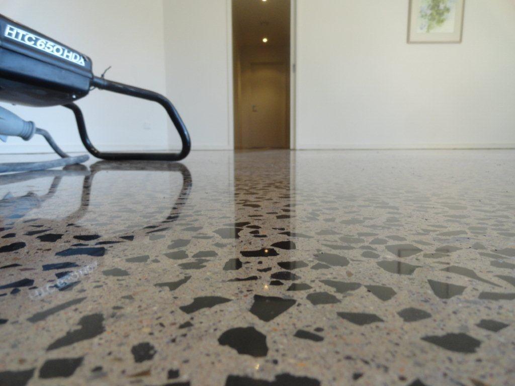 garage floors gloss