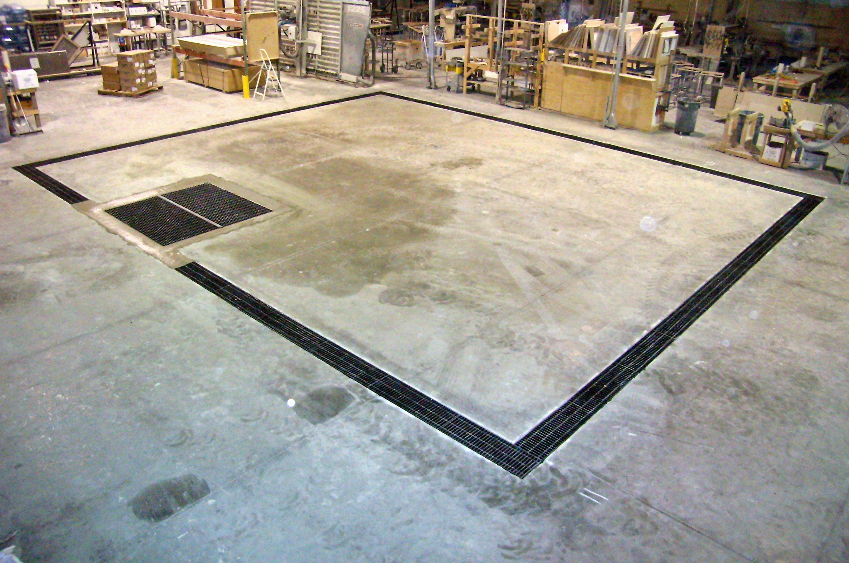 Garage Floor Drain Design Ourcozycatcottagecom Free