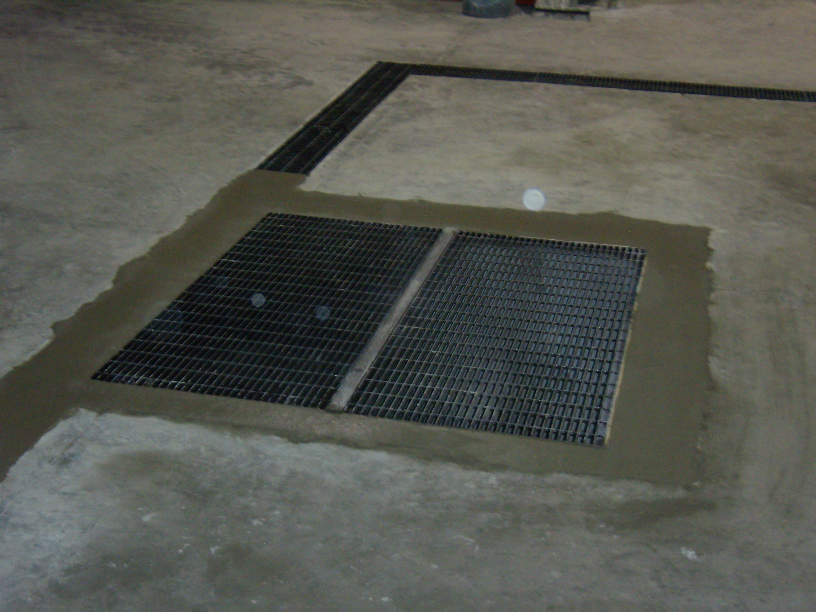 Trench Drains And Pits